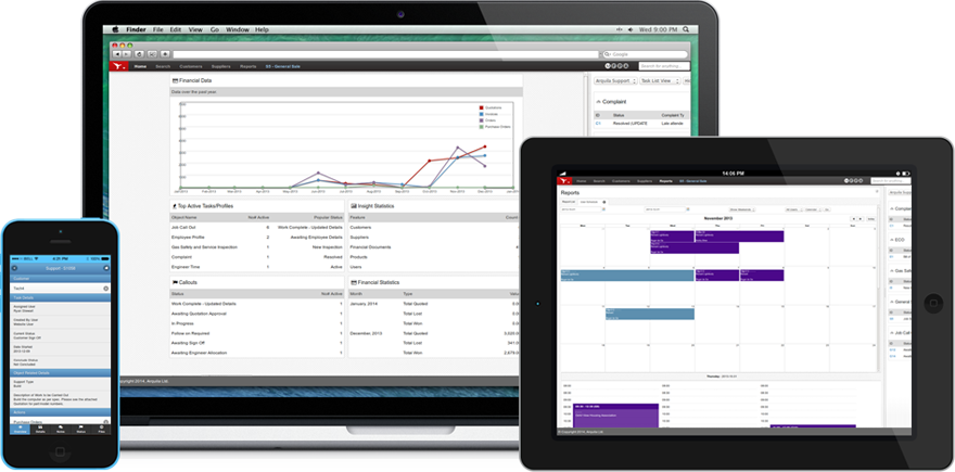Insight Business Management Software